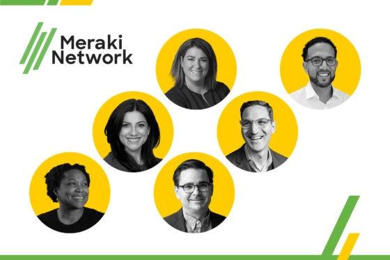 Who's Who at Meraki Network?